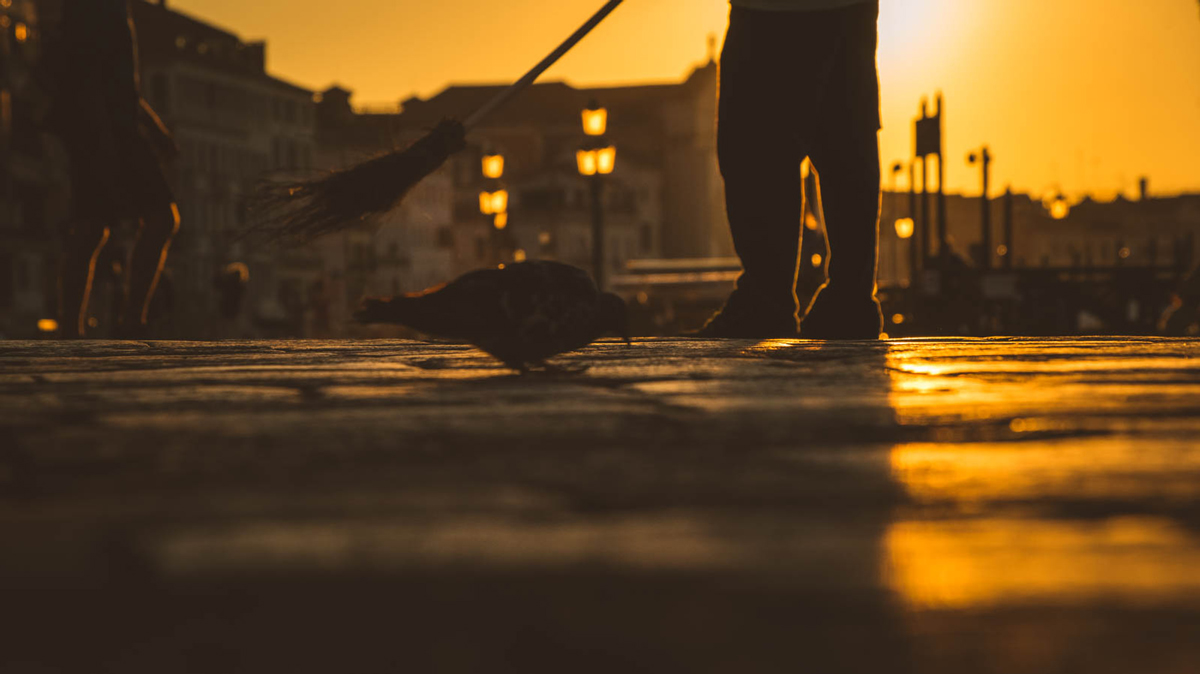 Venedig erwacht (Foto: © Thomas Hendele)