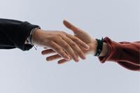 Ehrenamt - Helfende Hände